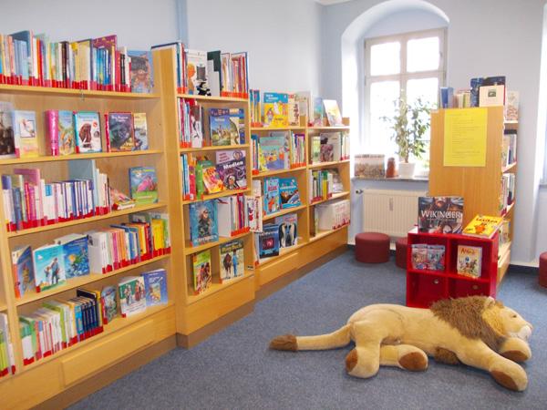 Die Bibliothek In Bischofswerda